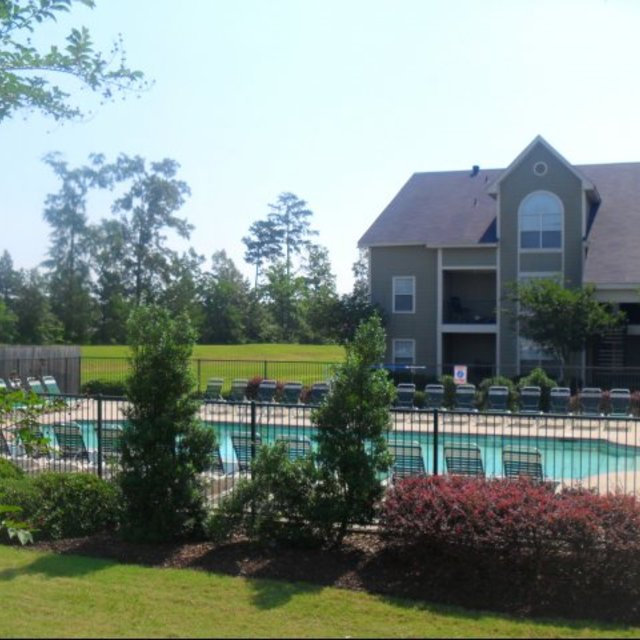 Spring Lake Apartments, Byram, MS - Pool 4