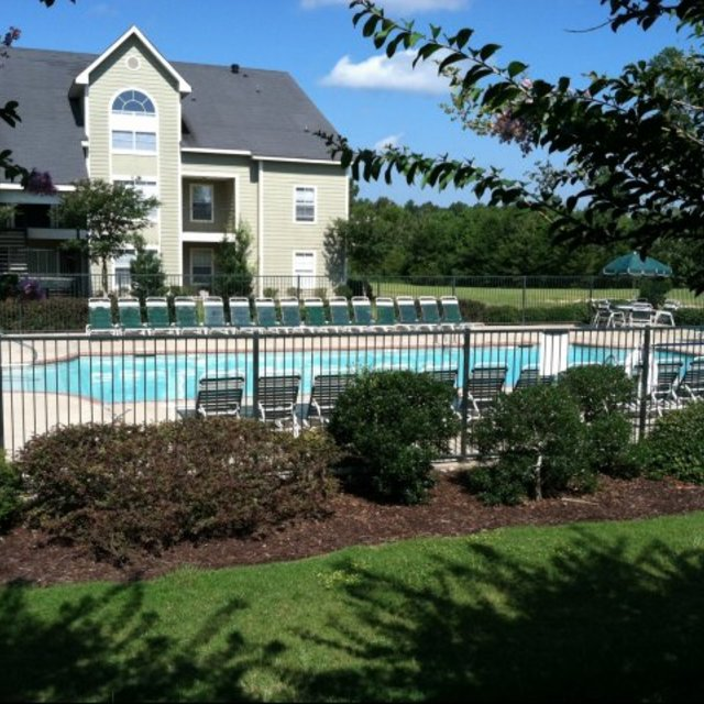 Spring Lake Apartments, Byram, MS - Pool 3