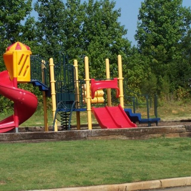 Spring Lake Apartments, Byram, MS - Playground